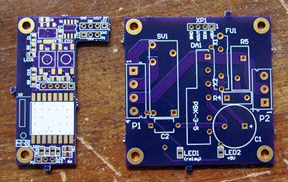 smart switch PCBs